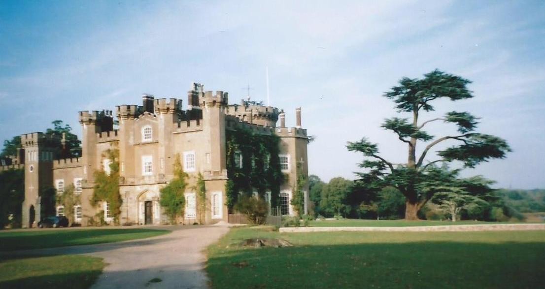Knepp Castle in 2005