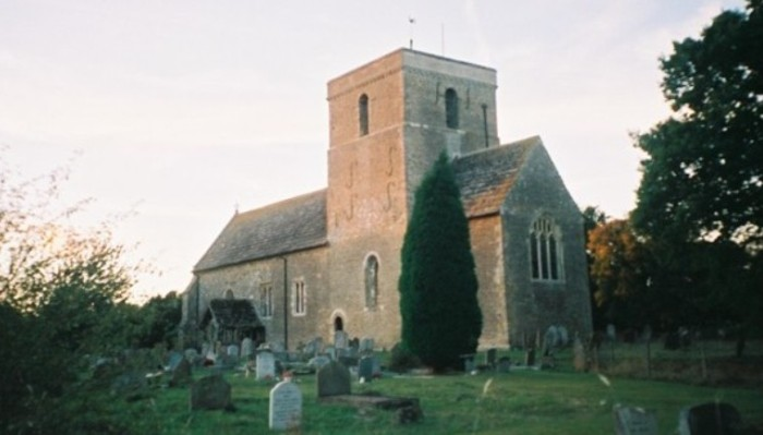 St. Mary's Church.